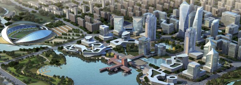 城市规划 宝应 城市概况