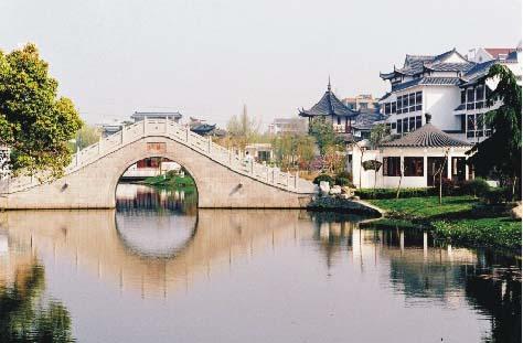 江苏泰兴风景图片