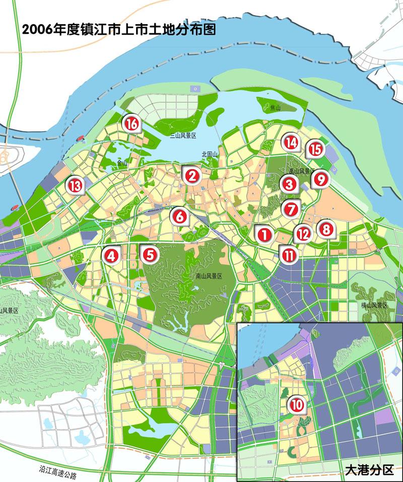 襄阳岘山森林公园地图